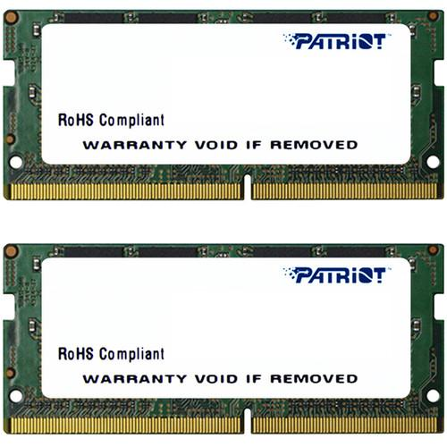 Patriot Signature Line 16GB (2 x 8GB) DDR4 PSD416G2133SK