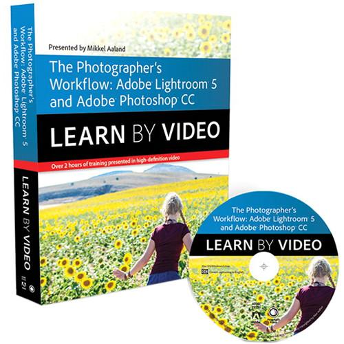 Peachpit Press DVD: The Photographer's Workflow: 9780321984227