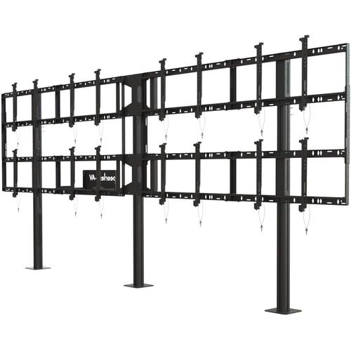 Peerless-AV Modular Video Wall Pedestal Mount for 46 DS-S555-4X2