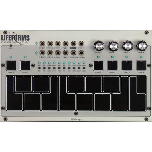 Pittsburgh Lifeforms KB-1 Pressure-Sensitive Keyboard PMS2027