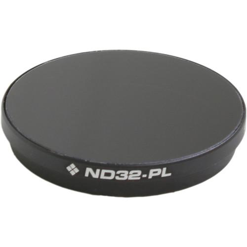 Polar Pro ND32/PL Filter for Zenmuse X3 Gimbal Camera P4032