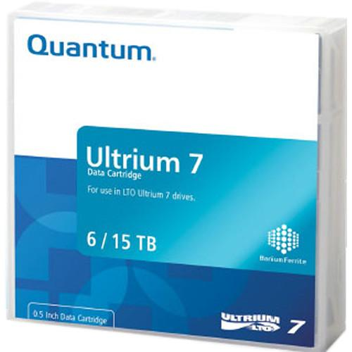 Quantum LTO Ultrium 7-Tape Standard Cartridge MR-L7MQN-01