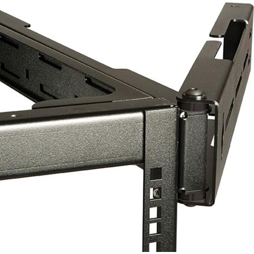 Raxxess On-Wall Swing-Out Mount for S2 Series Rack NS2SK