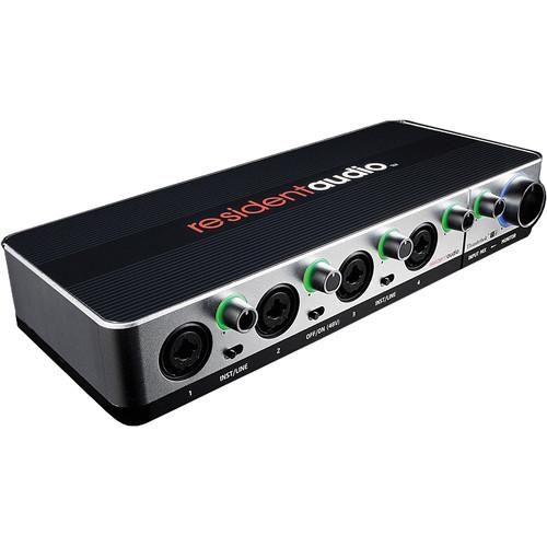 Resident Audio T4 - Thunderbolt Audio Interface T4