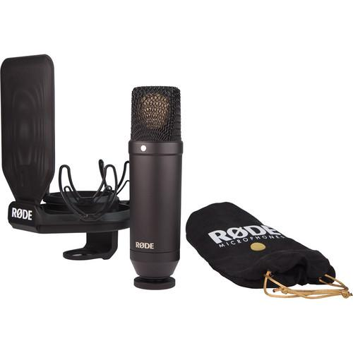 Rode  NT1 Cardioid Condenser Microphone NT-1 KIT
