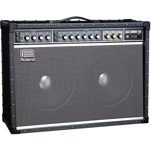 Roland JC-120 Jazz Chorus - Combo Guitar Amplifier JC-120