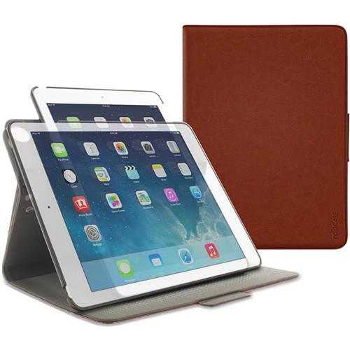 rooCASE Orb Folio Case for Apple iPad Air RC-ORB-FOL-IPD-AIR2-BR