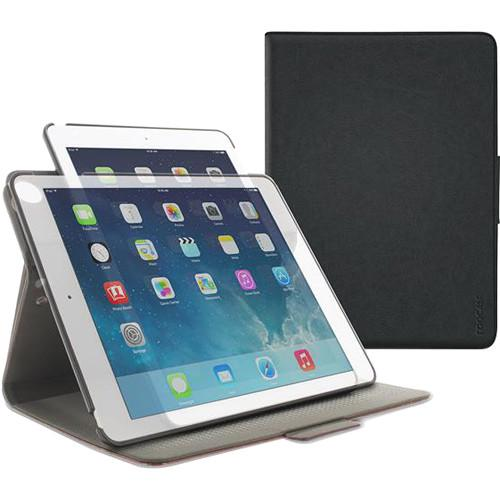 rooCASE Orb Folio Case for Apple iPad RC-ORB-FOL-IPD-AIR2-CBK