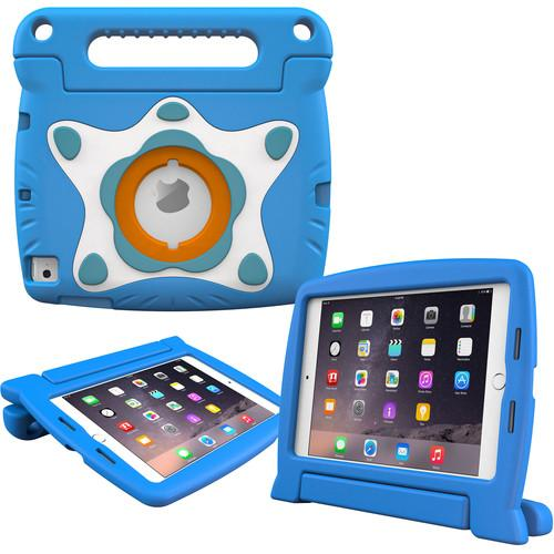 rooCASE Orb Starglow Kids Case for iPad mini RC-ORB-SG-MINI4-BL