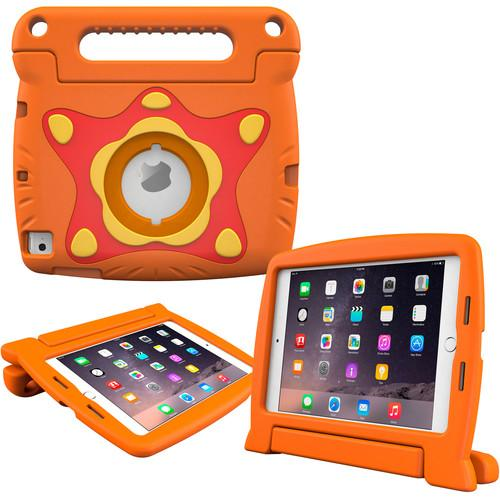 rooCASE Orb Starglow Kids Case for iPad mini RC-ORB-SG-MINI4-OR
