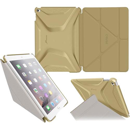 rooCASE Origami 3D Slim Shell Case RC-APL-AIR2-OG-SS-GD/CG