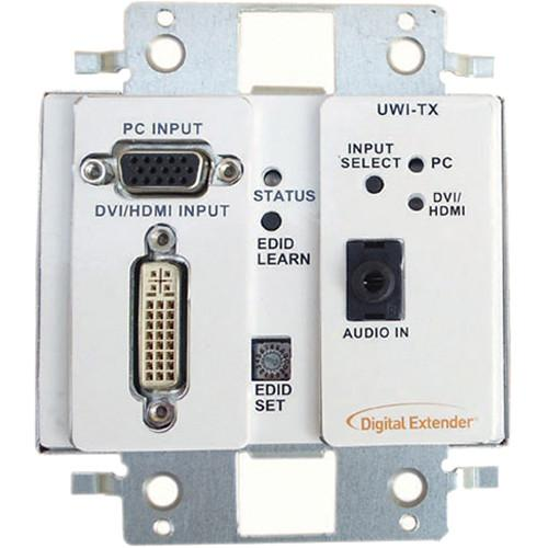RTcom USA UWI Analog and Digital Switching UTP Transmitter UWI