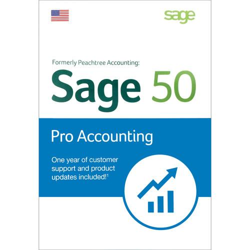 Sage Software Sage 50 Pro Accounting 2016 PRO2016RT