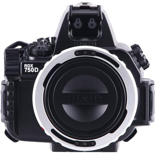 Sea & Sea RDX-750D Underwater Housing (Black) for Canon SS-06178