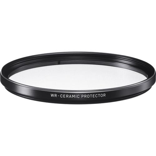 Sigma  72mm WR Ceramic Protector Filter AFF9E0