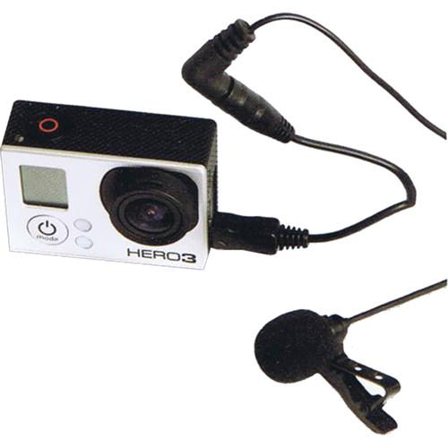 Smith-Victor LVMGP - GoPro Lavalier Microphone 401805