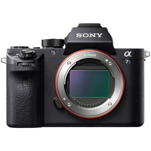 Sony Alpha a7S II Mirrorless Digital Camera Body with 6-Track