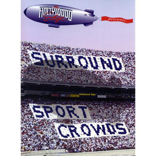 Sound Ideas Surround Sports Crowds 5.1 Sound Effects HE-SPCR