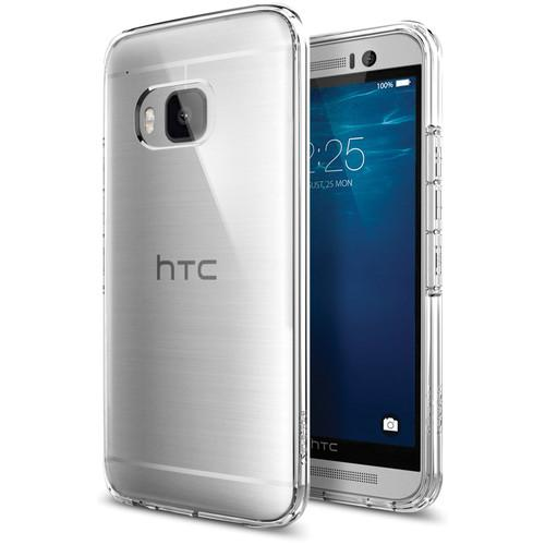 Spigen Ultra Hybrid Case for HTC One M9 (Crystal Clear) SGP11449