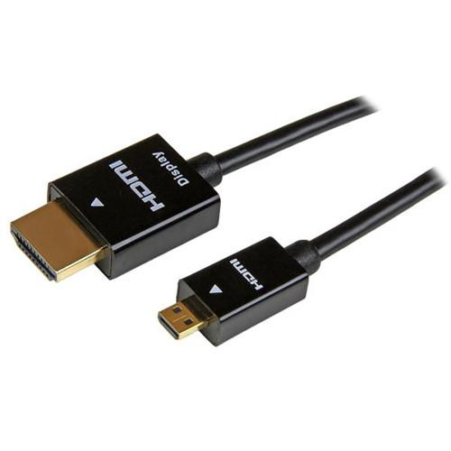 StarTech HDMI Male to HDMI Micro Male Active High HDADMM5MA