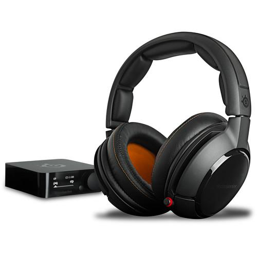 SteelSeries Siberia P800 Wireless Gaming Headset 61301
