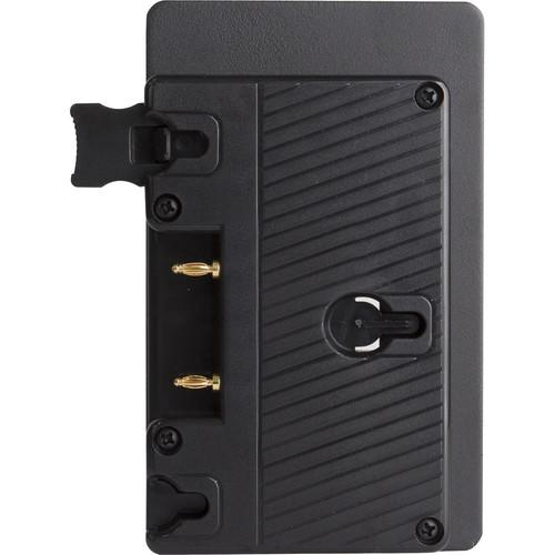 SWIT Gold-Mount Battery Plate with 14.4V D-Tap Output S-7000A