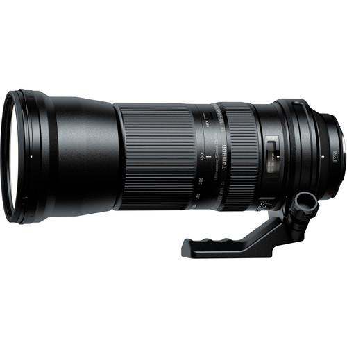 Tamron SP 150-600mm f/5-6.3 Di VC USD Lens and Filter Kit