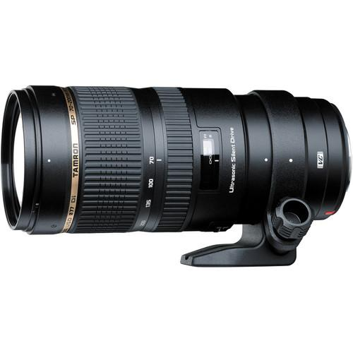 Tamron SP 70-200mm f/2.8 Di VC USD Lens and Filter Kit