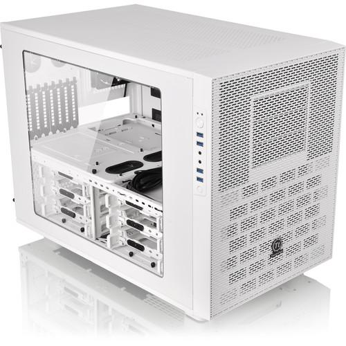 Thermaltake Core X9 Snow Edition Cube Case CA-1D8-00F6WN-00