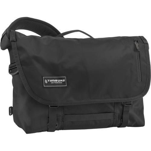 Timbuk2 Dashboard Laptop Messenger Bag (Medium, Black)