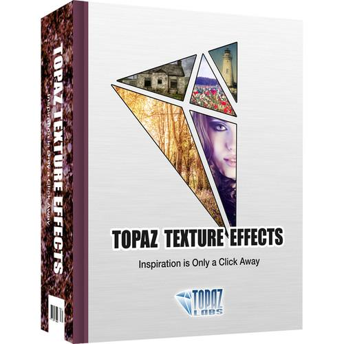 Topaz Labs LLC Topaz Texture Effects (DVD) TP-TEX-C-001-GN