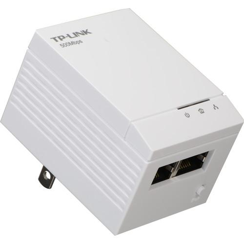 TP-Link TL-PA4020 AV500 2-Port Powerline Adapter TL-PA4020