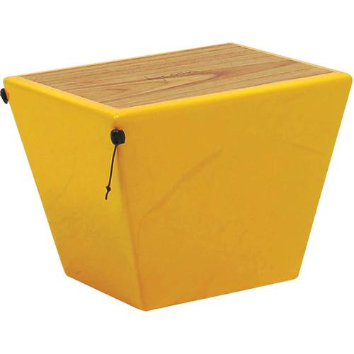 Tycoon Percussion  Quinto Cajon (Yellow) TKQ-Y
