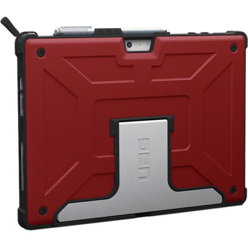 UAG Case for Microsoft Surface Pro 4 UAG-SFPRO4-RED-VP