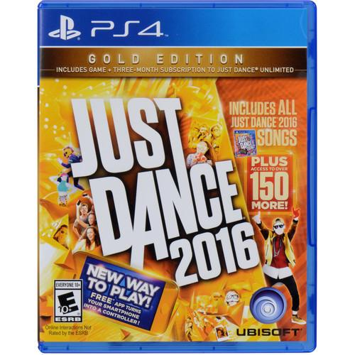 Ubisoft Just Dance 2016 Gold Edition (PS4) UBP30521065