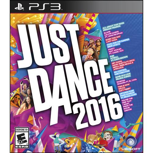 Ubisoft  Just Dance 2016 (PS3) UBP30401066