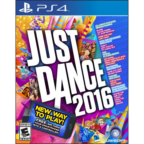 Ubisoft  Just Dance 2016 (PS4) UBP30501065