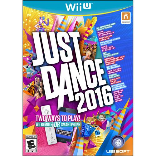 Ubisoft  Just Dance 2016 (Wii U) UBP10801065