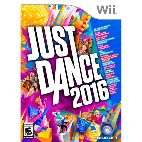 Ubisoft  Just Dance 2016 (Wii) UBP10701065