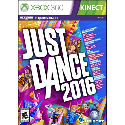 Ubisoft  Just Dance 2016 (Xbox 360) UBP50201065