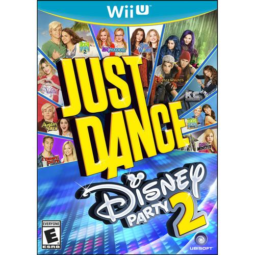 Ubisoft Just Dance: Disney Party 2 (Wii U) UBP10801069