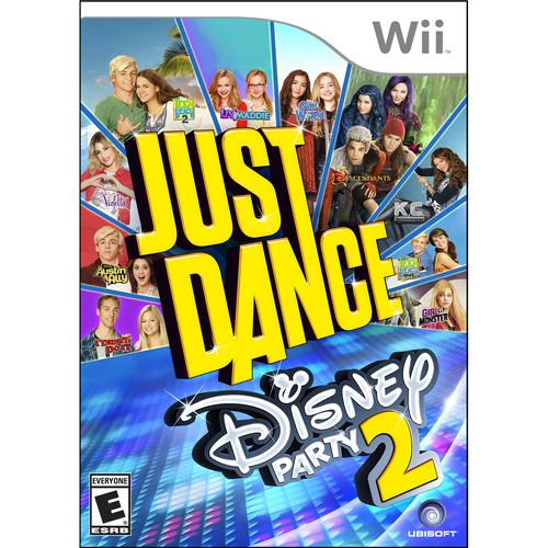Ubisoft Just Dance: Disney Party 2 (Wii) UBP10701069