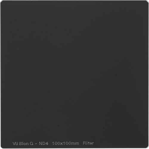 Vu Filters 100 x 100mm Sion Q Neutral Density 1.2 Filter VSQND4