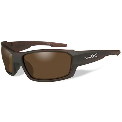 Wiley X  Rebel Polarized Sunglasses ACREB04