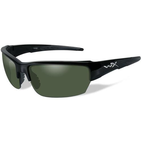 Wiley X Saint Polarized Ballistic Sunglasses CHSAI04