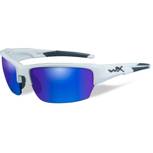 Wiley X Saint Polarized Ballistic Sunglasses CHSAI09