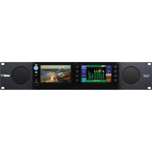 Wohler AMP2-16V-M 16-Channel Audio / Video Processing AMP2-16V-M