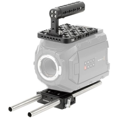 Wooden Camera Blackmagic URSA Mini Accessory Kit (Base)