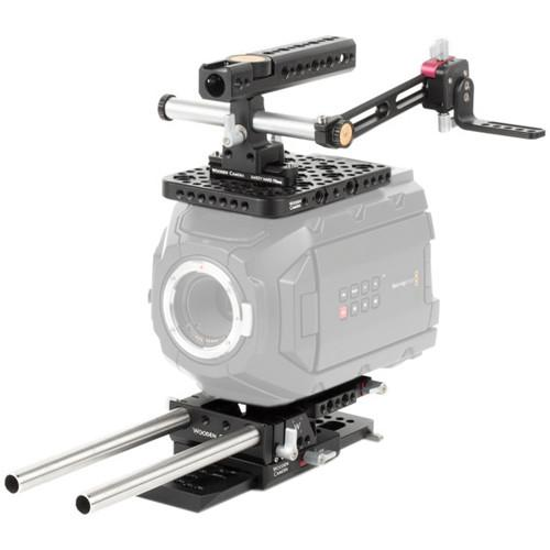 Wooden Camera Blackmagic URSA Mini Accessory Kit (Pro) WC-218100
