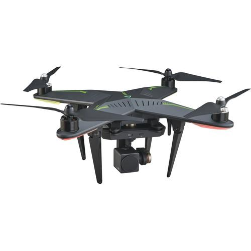 Xiro Xplorer V Model Quadcopter with HD Camera and XIRE0300
